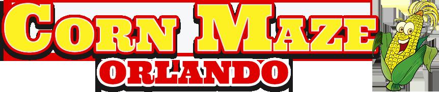 Corn Maze Orlando Florida Logo